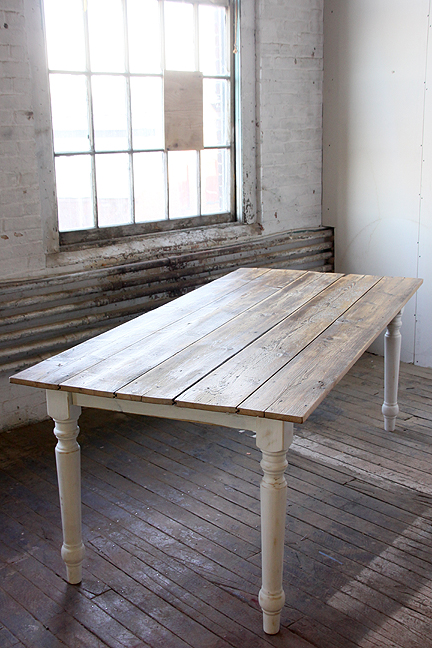 Walnut Street Dining Table