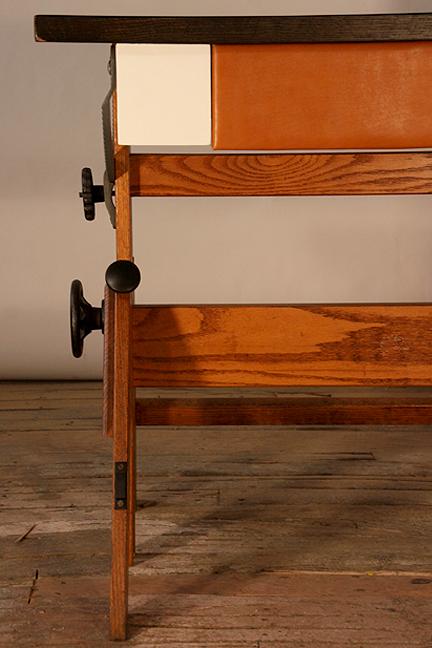 leo desk by hundred acre design #3