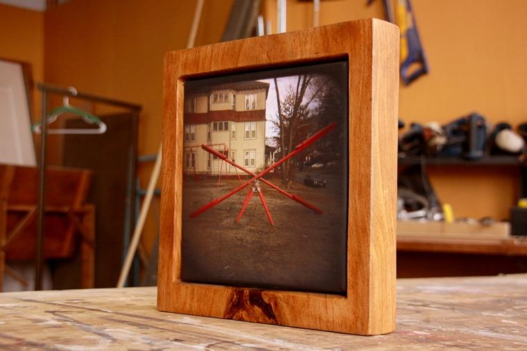 wood frame canvas