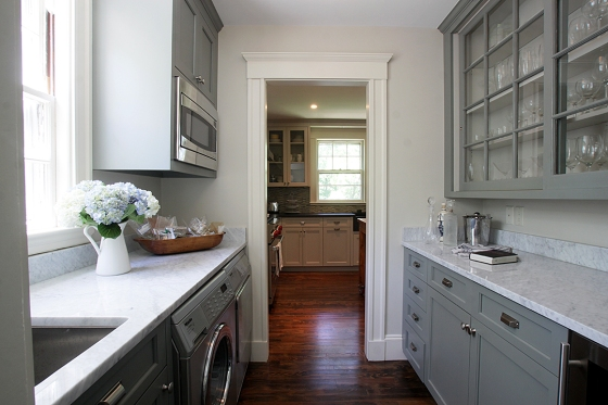 Residential Renovation:Part 2     The Butler'sPantry