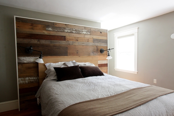 Barn Board Headboard Hundred Acre Design