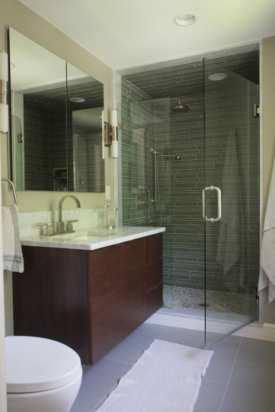 Residential Renovation:Part 3     The Master Bathroom