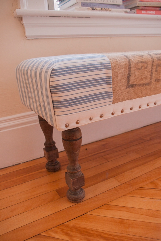 Coffee Bag Bench 3