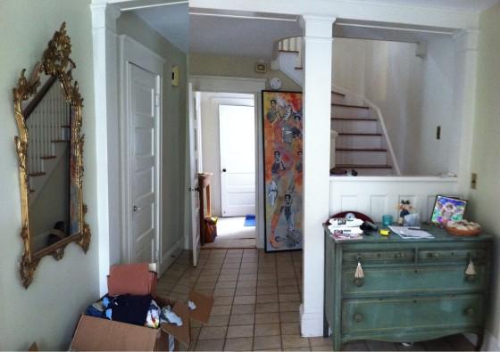 foyer 1 before