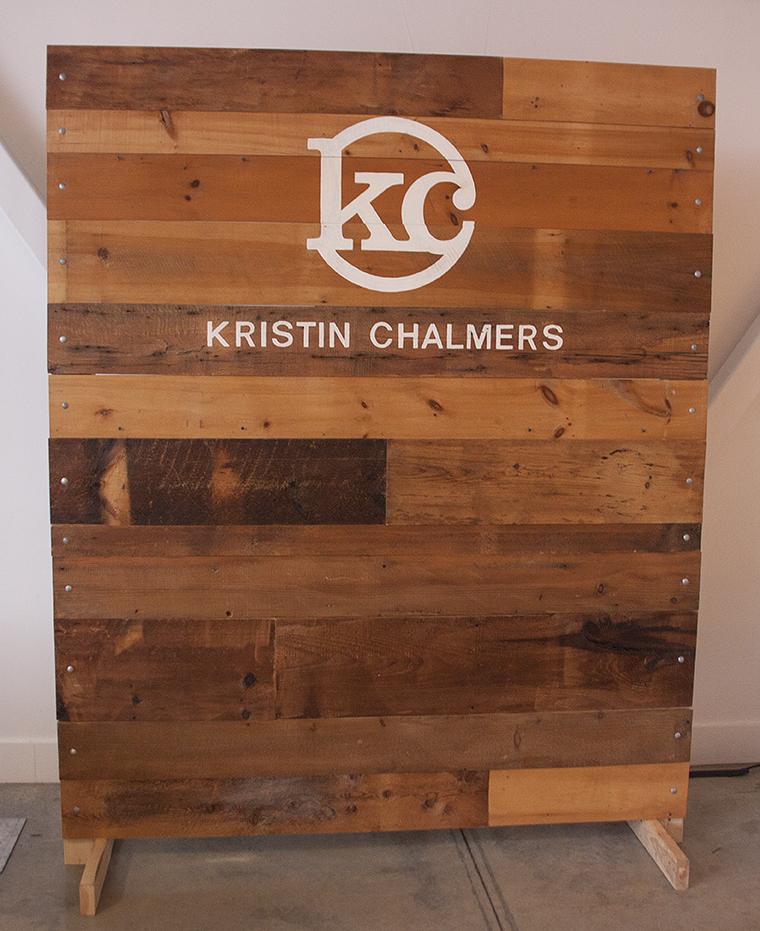 Kristin Chalmers Wall 1