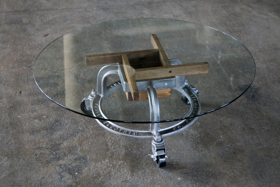 Glass Coffee Table 3